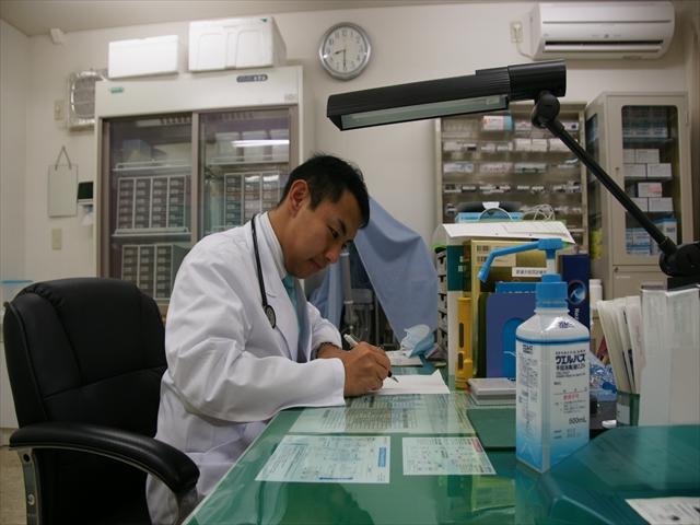 医師としての活動